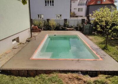 Praha - bazén