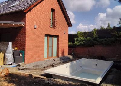 Zdiby-bazén