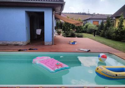 Smrkovice - bazén